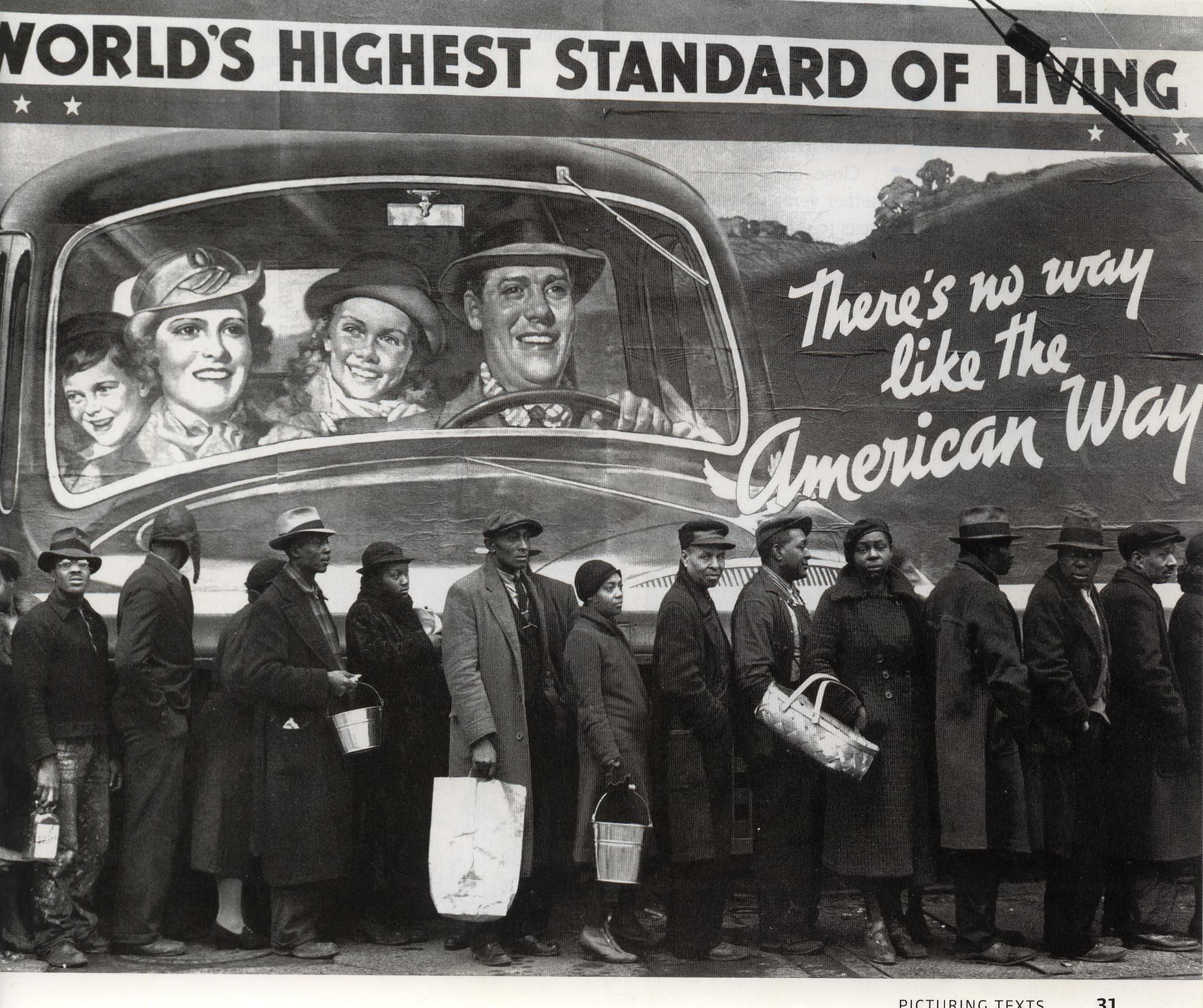 an introduction to the analysis of american dream Introduction in the last section the decline of the american dream is explained   time passed by, people started to care less about the religious meaning of.